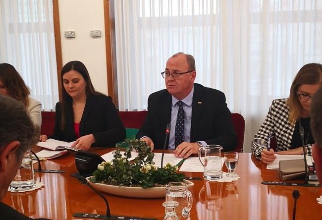 Jožef Horvat opozoril na policijske vpoglede v njegove evidence