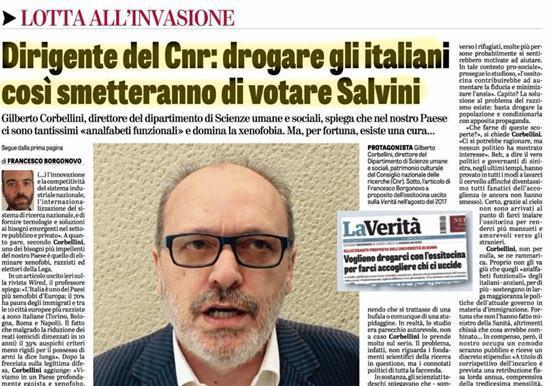 Zgodbe iz Italije: beg možganov kmalu večji problem od migracij, eni bi narod zadrogirali z oksitocinom