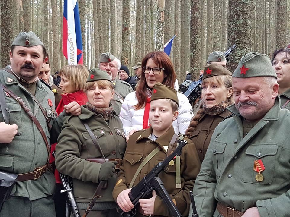 Partizani ponovno oboroženi