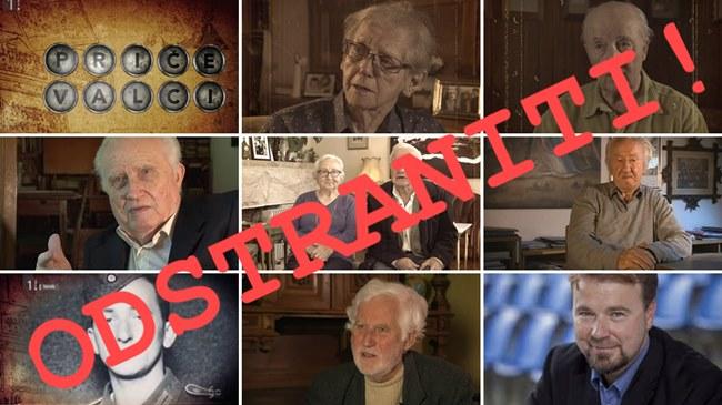 Borci bi po 74 letih ponovno odstranili pričevalce