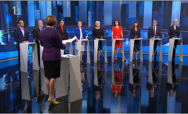 Idealen politični kandidat: kompetenten, zlasti pa lep