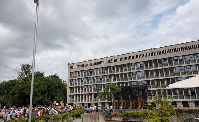 Zbor za republiko stranke poziva k državotvorni drži in prenehanju izključevanja