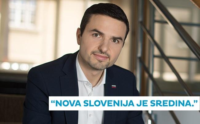 Matej Tonin: čas je, da slovenski kristjani odločno povemo, da imamo dovolj potiskanja na obrobje in v desno skrajnost