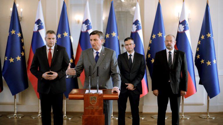 Vrh slovenske politike se je pogovarjal o uvedbi pokrajin, podnebni politiki in spremembah volilne zakonodaje.