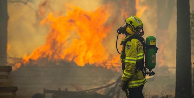 Špela Adamič, Portal Plus: Avstralija v ognju: Kaj nas bo prej ubilo, apokaliptični dim v Sydneyu, ali naša apatija?