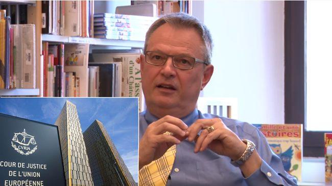 dr. Marko Pavliha o stališču pravobranilca v škodo Slovenije: to je ena od posledic slovenske diplomatske nesposobnosti