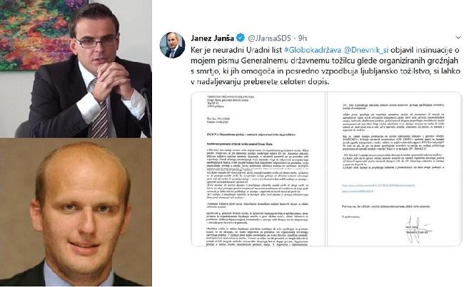 Dr. Avbelj in dr. Letnar Černič: Pozivanje k smrti in ubijanju posameznika je protiustavno, predsednik vlade lahko opozarja na pomankljivosti