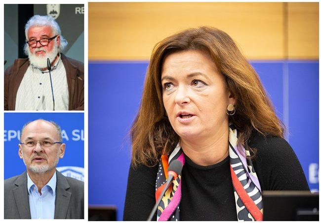 Tanja Fajon bi zamenjala Kacina in Kreka, Slovenijo pa usmerila bližje švedskemu modelu