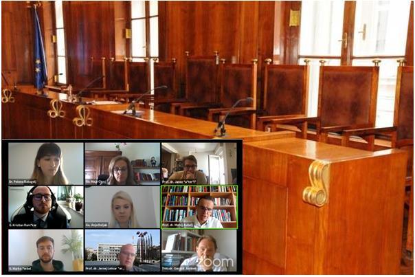 Ideologija na ustavnem sodišču: sodniki niso politično, nazorsko, ideološko in družbeno nevtralni (video)