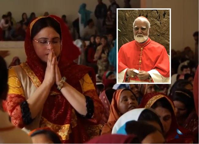 Pakistanski kardinal: Velik del krivde za preganjanje kristjanov je v dvoličnosti Zahoda